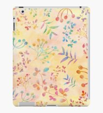 floral /Agat/ iPad Case/Skin