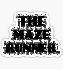 The Maze Runner Sticker