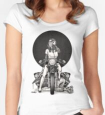 Winya No. 82 Women's Fitted Scoop T-Shirt