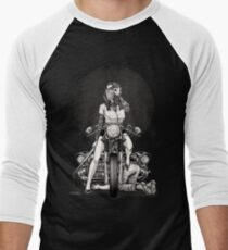 Winya No. 82 Men's Baseball ¾ T-Shirt