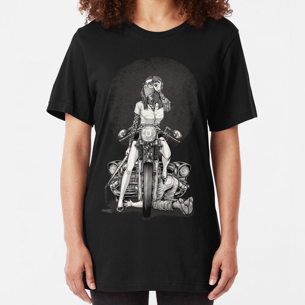 Winya No. 82 Slim Fit T-Shirt