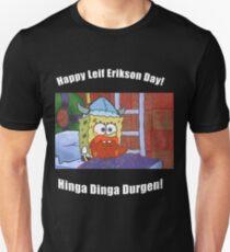 Happy Leif Erikson Day Unisex T-Shirt
