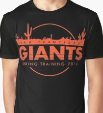 San Francisco Spring Training  Graphic T-Shirt