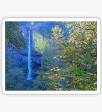 Nature Heals The Soul - Columbia River Gorge Sticker
