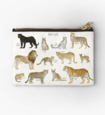 Wild Cats Studio Pouch