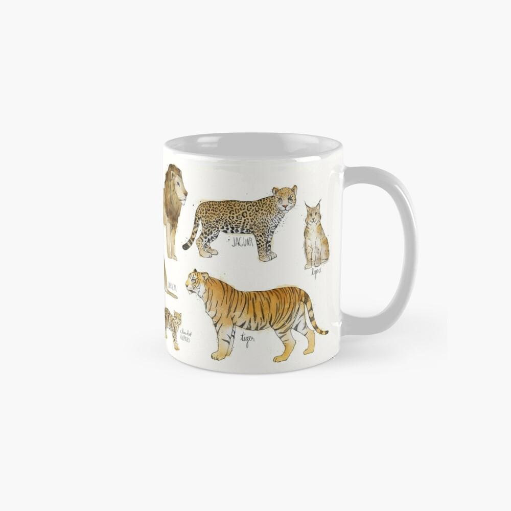 Wilde Katzen Tassen