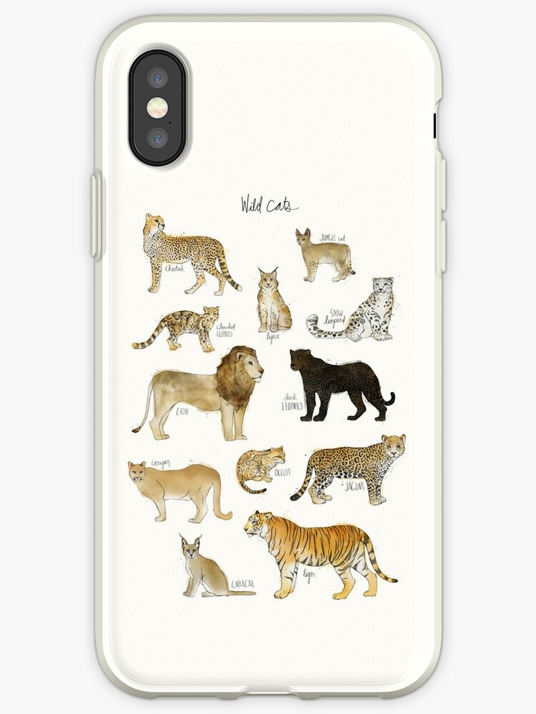 Wilde Katzen von Amy Hamilton
