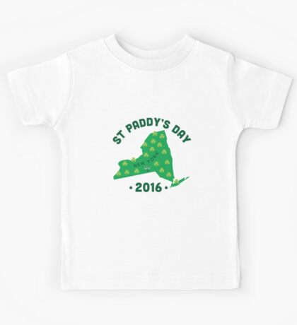 Character Building - New York State Kids Clothes