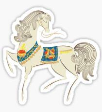 Dancing Horse Sticker