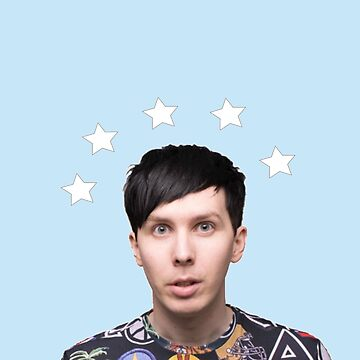 Phil Lester Star Halo - Baby Blue by phabbyhowell
