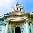 Holy sanctuary (church). by ALEJANDRA TRIANA MUÑOZ