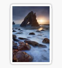Breeches Sea Arch Sunset Sticker