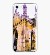 Monument to the dead. iPhone Case/Skin