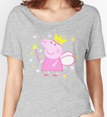 Peppa Women's Relaxed Fit T-Shirt