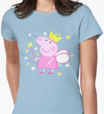 Peppa Women's Fitted T-Shirt