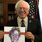 Bernie + TFB by rolypolynicoley