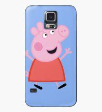 Peppa Case/Skin for Samsung Galaxy