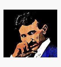 Nikola Tesla-2 Photographic Print