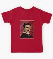 Nikola Tesla Kids Clothes