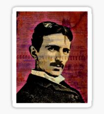 Nikola Tesla Sticker
