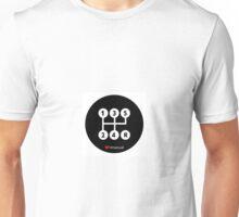 Manual Transmission Unisex T-Shirt