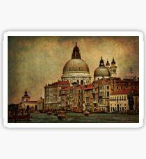 Venice Canal Grande Sticker