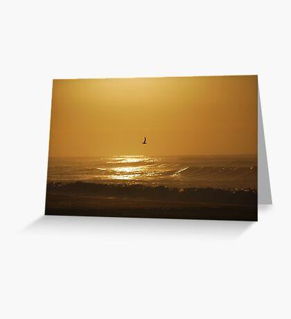 Dawn Sunrise  Greeting Card