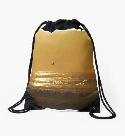 Dawn Sunrise  Drawstring Bag