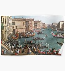 Venice art Poster