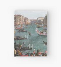 Venice art Hardcover Journal