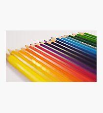 Color Explosion Photographic Print