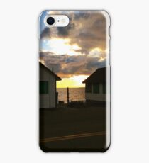 Day's Cottages in Truro iPhone Case/Skin
