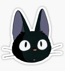 Kiki's Delivery Service Jiji-Studio Ghibli Sticker