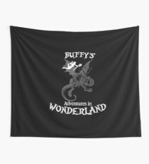 Buffy's  Adventures in Wonderland II Wall Tapestry