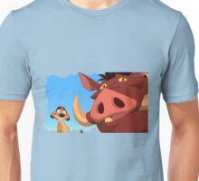Timon e pumba Unisex T-Shirt