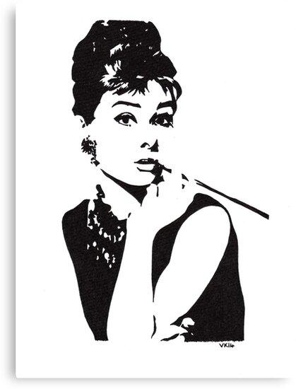 Audrey Hepburn\