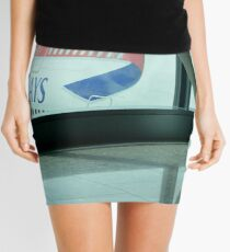 British Airways 747 ft Heathrow Terminal 5 Mini Skirt