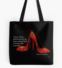 Ruby Red Slippers Tote Bag
