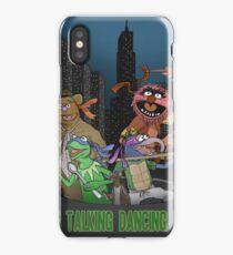 Teenage Talking Dancing Muppets iPhone Case/Skin