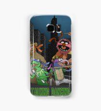 Teenage Talking Dancing Muppets Samsung Galaxy Case/Skin
