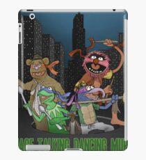 Teenage Talking Dancing Muppets iPad Case/Skin