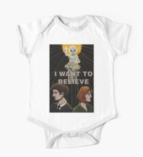 the x-files One Piece - Short Sleeve