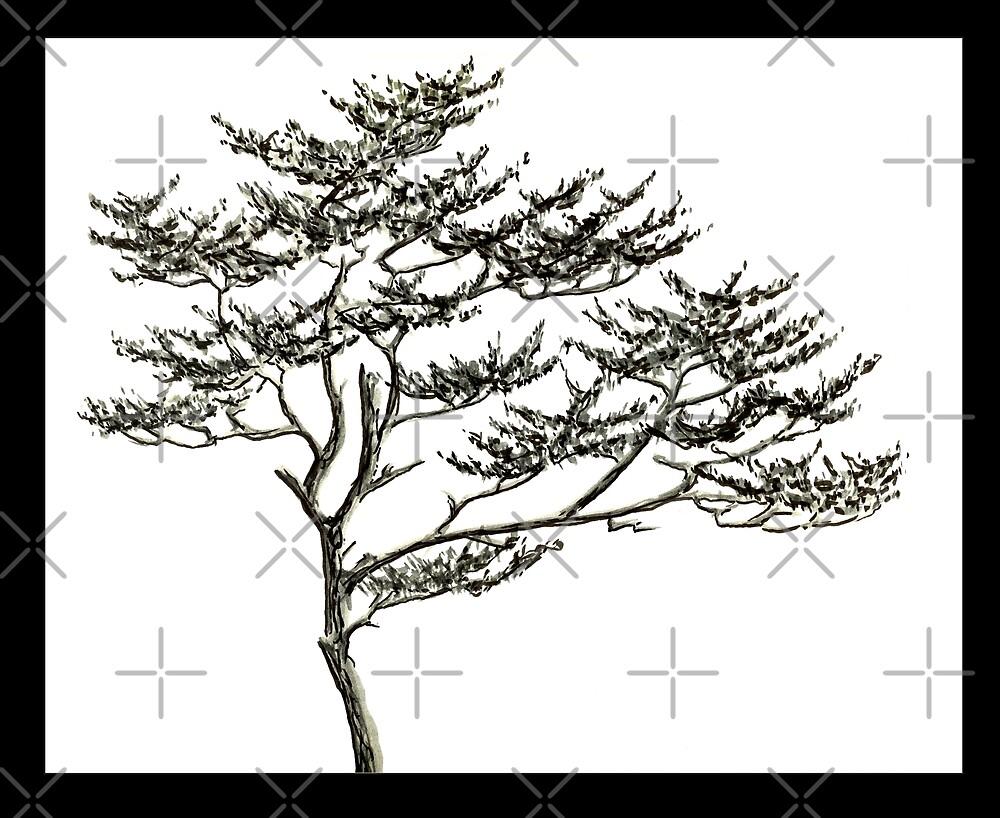 Freehand Pine by Sladeside