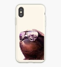 Rad Sloth iPhone Case