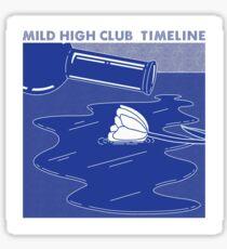 Mild High Club Sticker