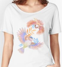 Birds of Paradise Women's Relaxed Fit T-Shirt