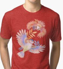 Birds of Paradise Tri-blend T-Shirt