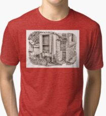 Discarded Cupboard Tri-blend T-Shirt