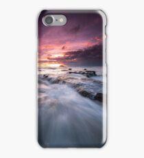 Maori Bay Seascape  iPhone Case/Skin