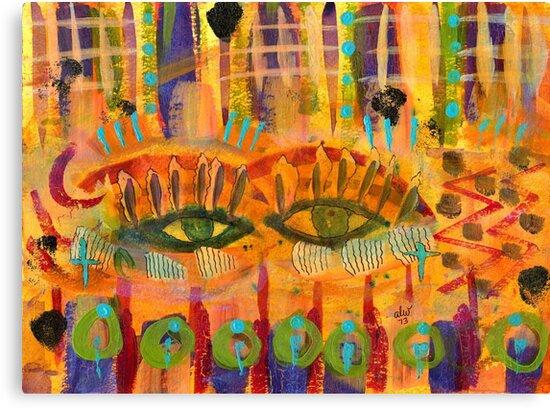 Keeping a Soulful Eye on You by © Angela L Walker